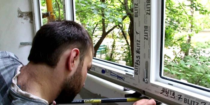 Установка металлопластиковых окон. Секреты мастера