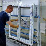 Как делают металлопластиковые окна